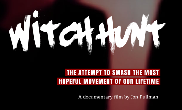 Witch Hunt – film about threat to democracy
